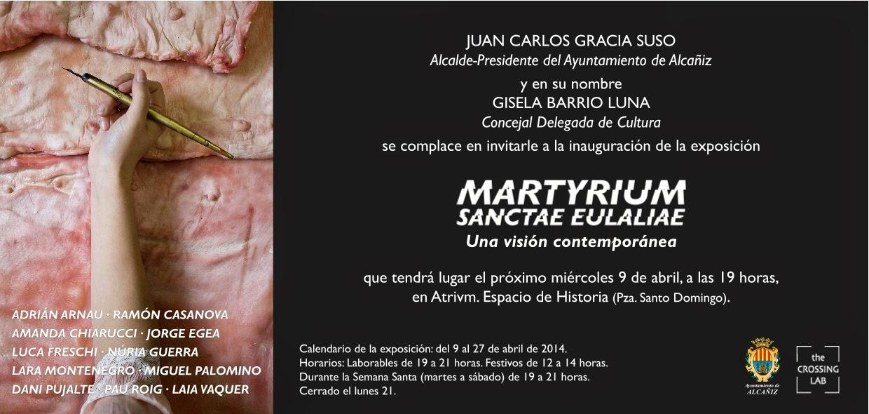 MARTYRIVM - Alcañiz