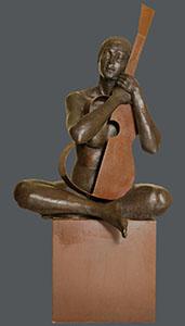 Rovira-Negre 'Passió Artística' 148 x 70 x 75