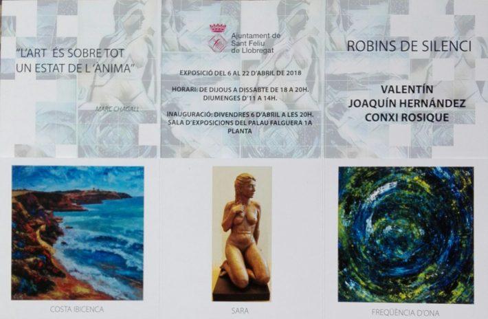 Joaquin hernandez exposa a sant feliu de llobregat - El tiempo sant feliu de llobregat ...